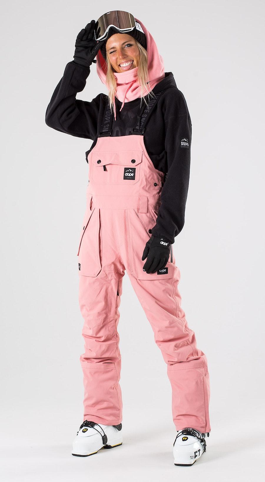 Dope Yeti W Black Abbigliamento da sci Multi