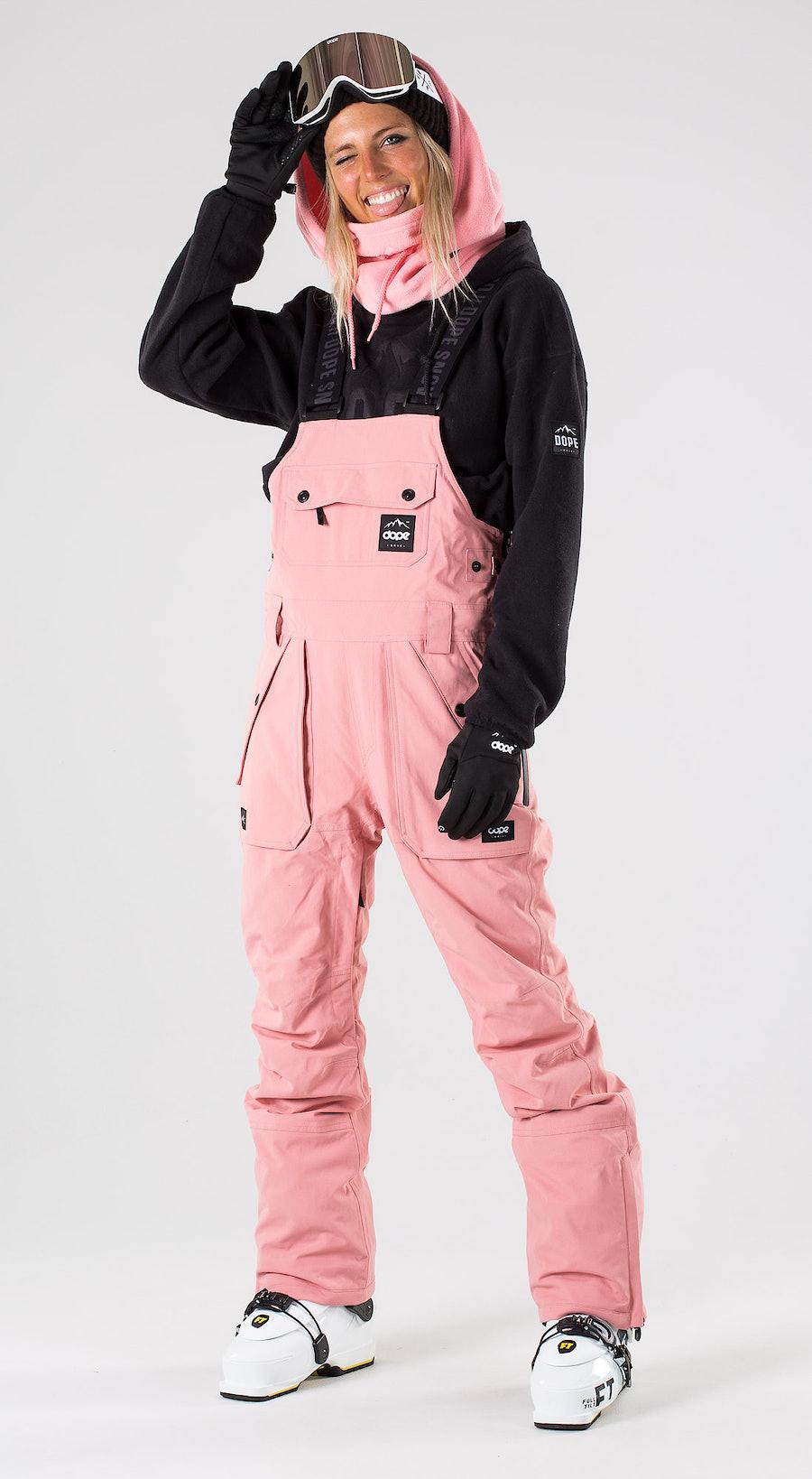 Dope Yeti W Black Skibekleidung Multi
