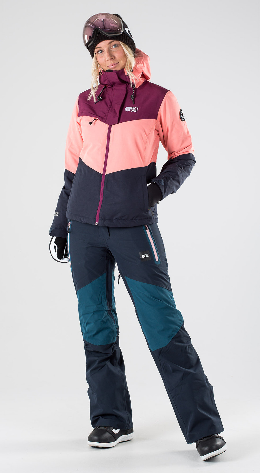 Picture Week End Coral Snowboard clothing Multi