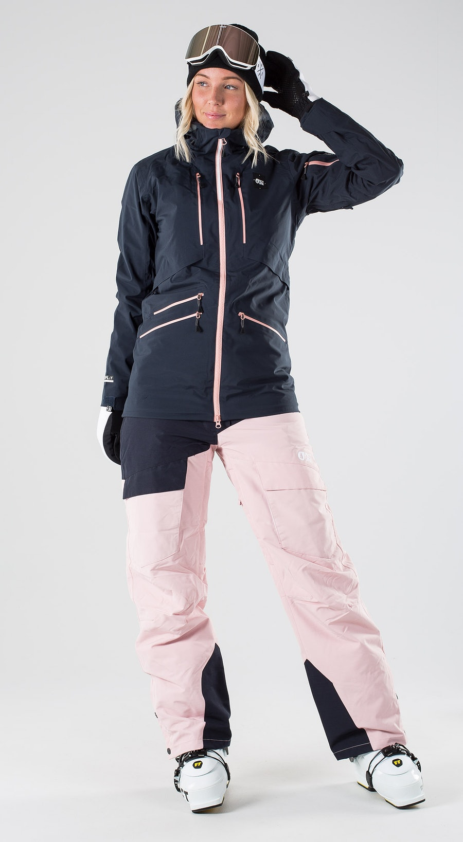 Picture Haakon Dark Blue Ski clothing Multi