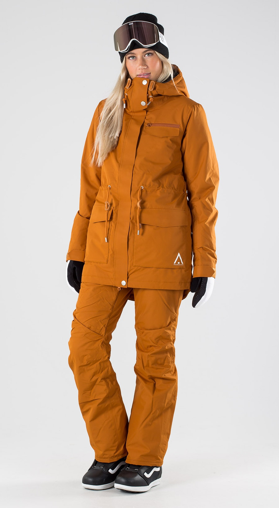 WearColour State Adobe Snowboardkleidung Multi