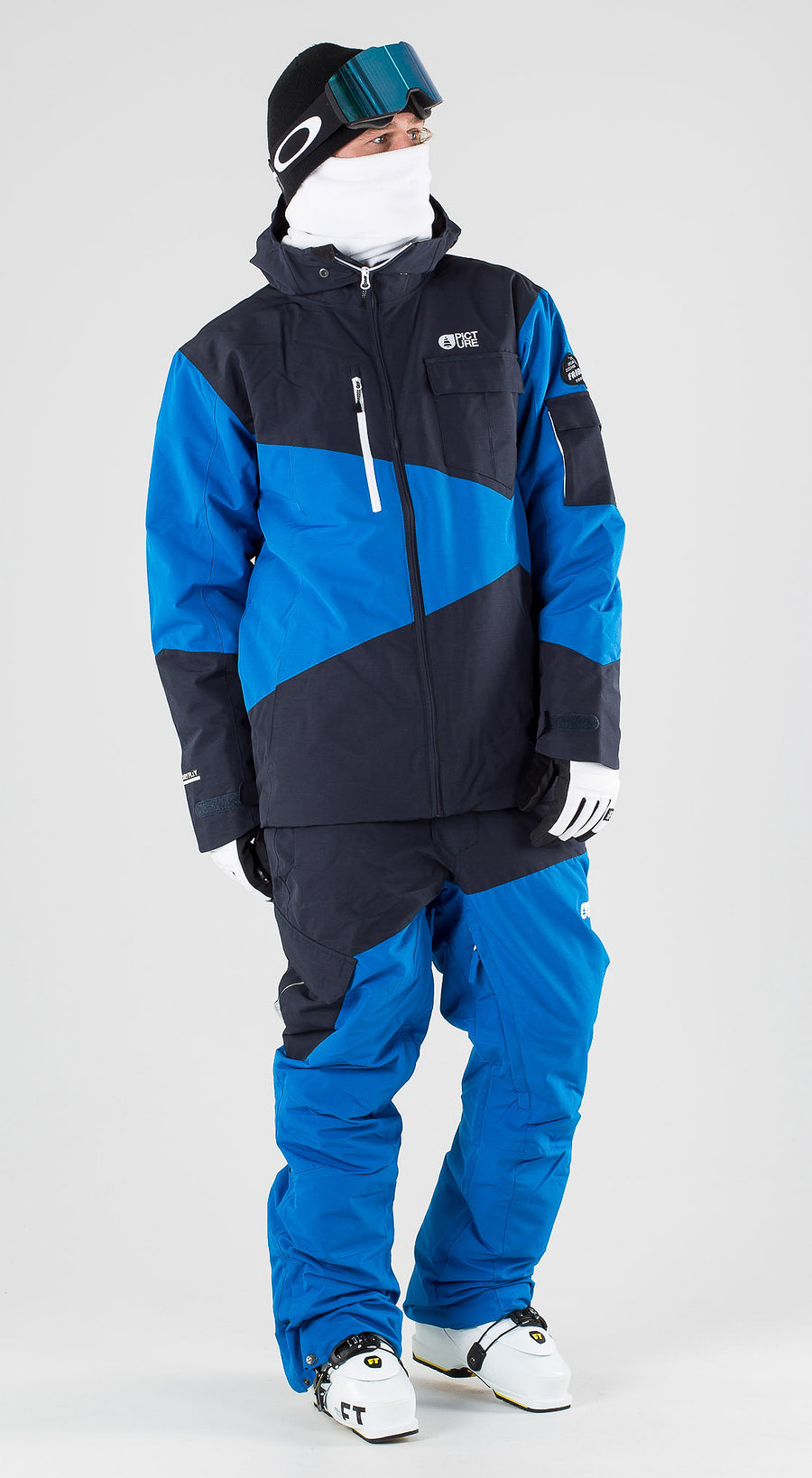 Picture Styler Blue Ski clothing Multi