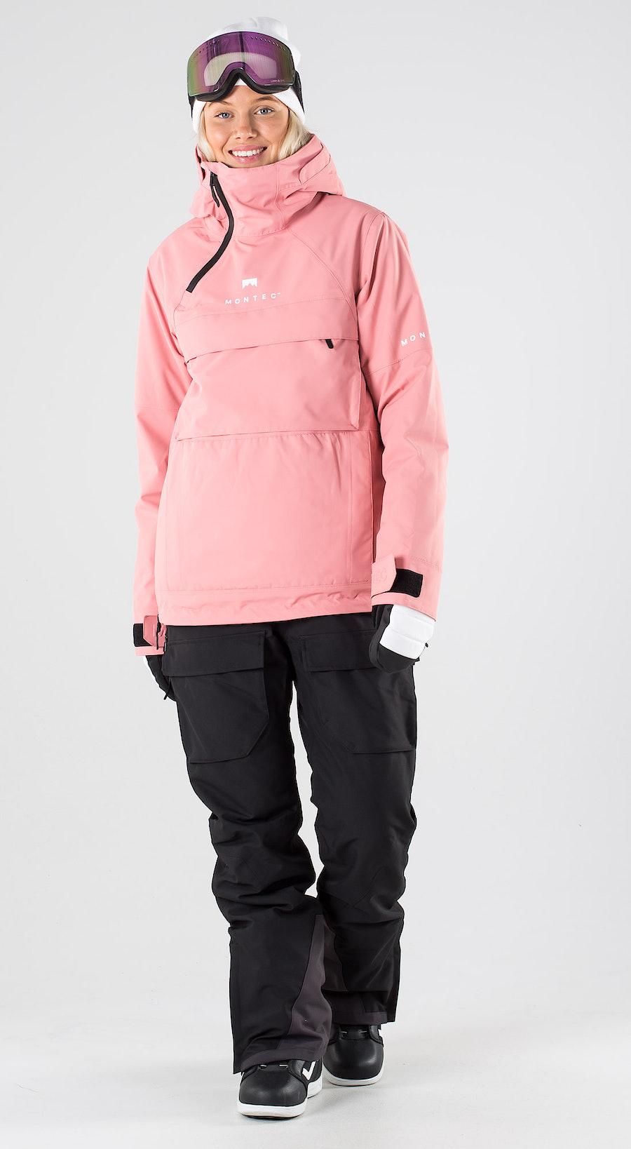 Montec Dune W Pink Snowboardkläder Multi