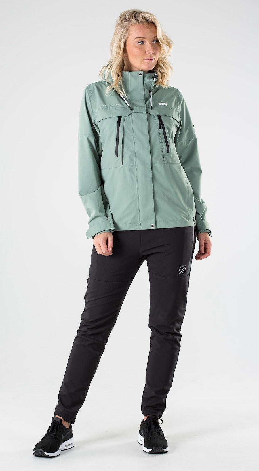 Dope Trekker W Faded Green Outfit Multi