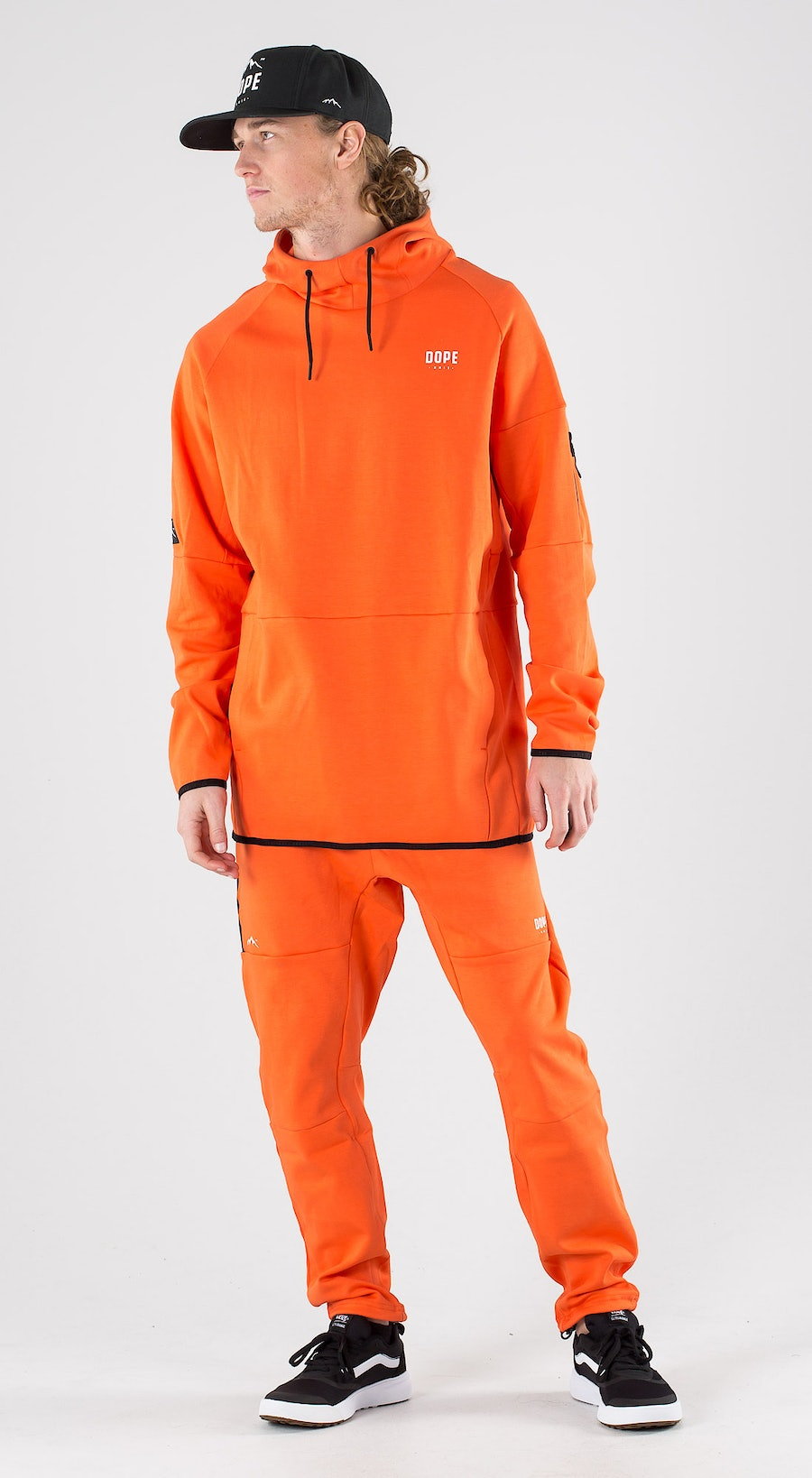 Dope Ronin 2X-UP Orange Outfit Multi