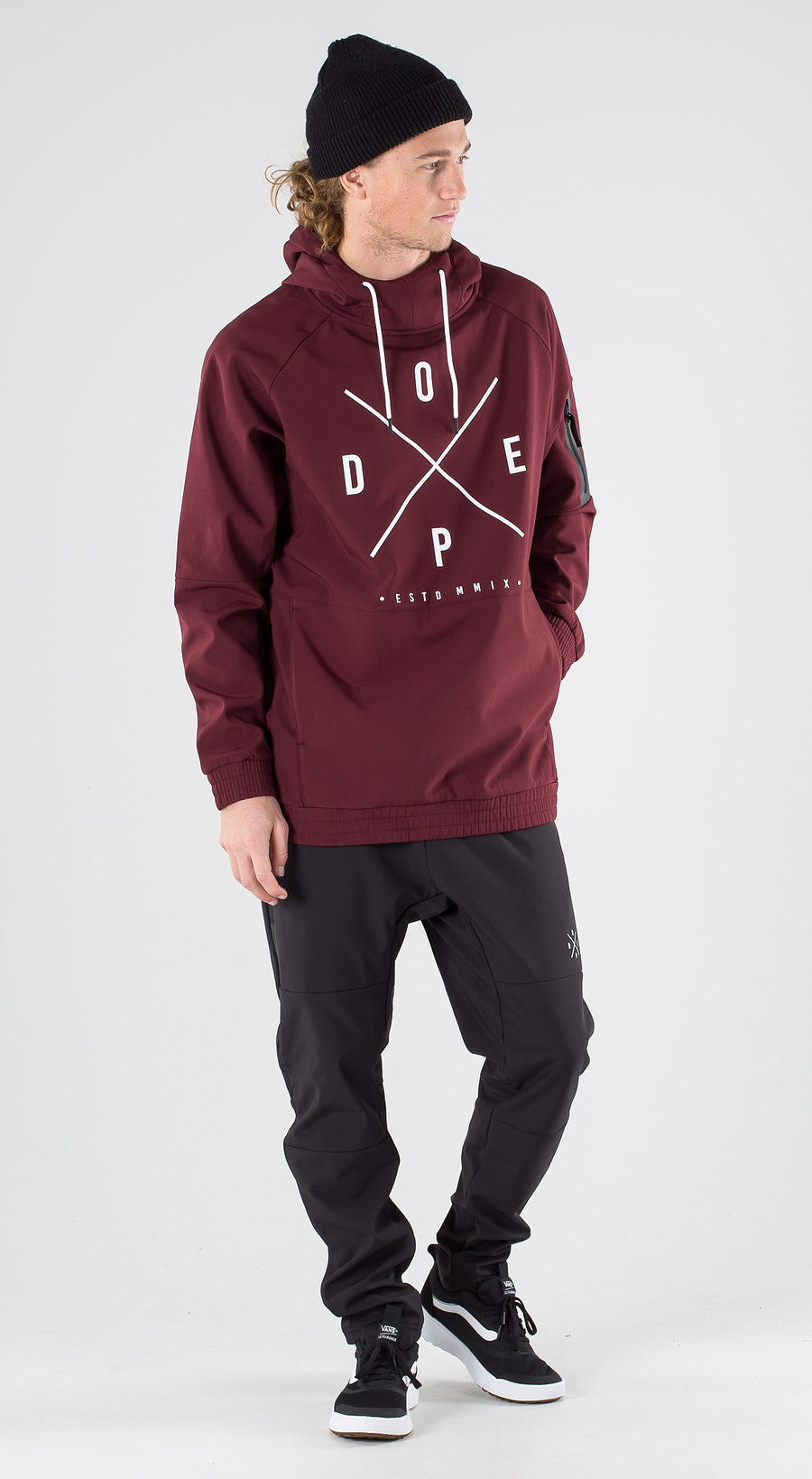 Dope Rambler Burgundy Outfit Multi