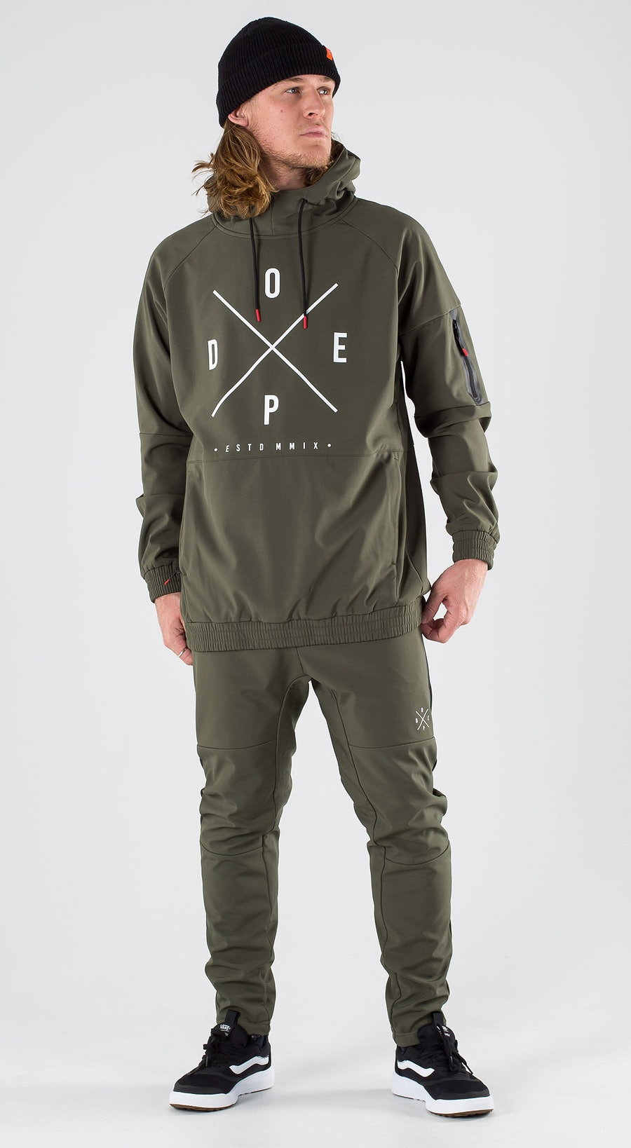 Dope Rambler Green Outfit Multi