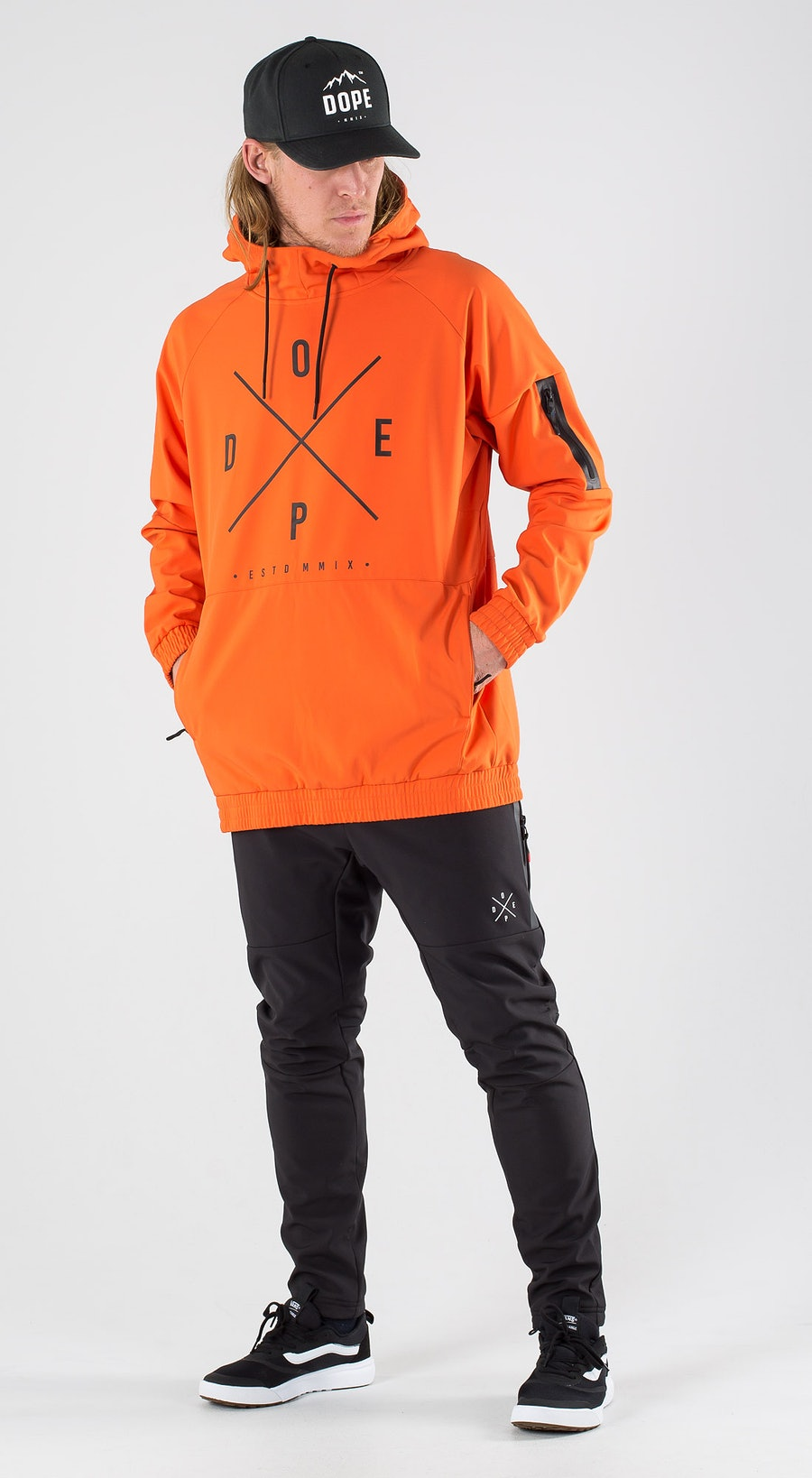 Dope Rambler Orange Outfit Multi