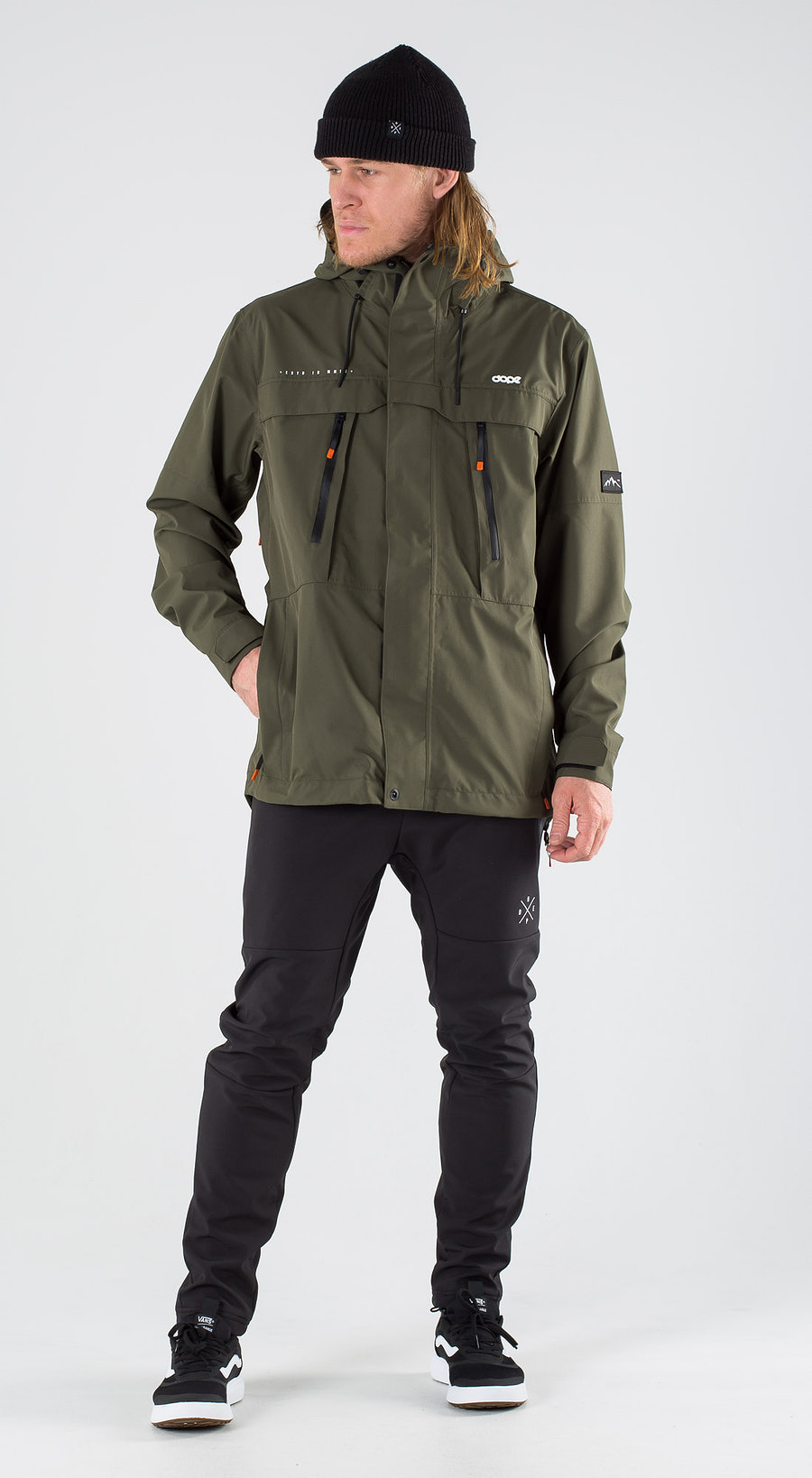 Dope Trekker Green Outfit Multi