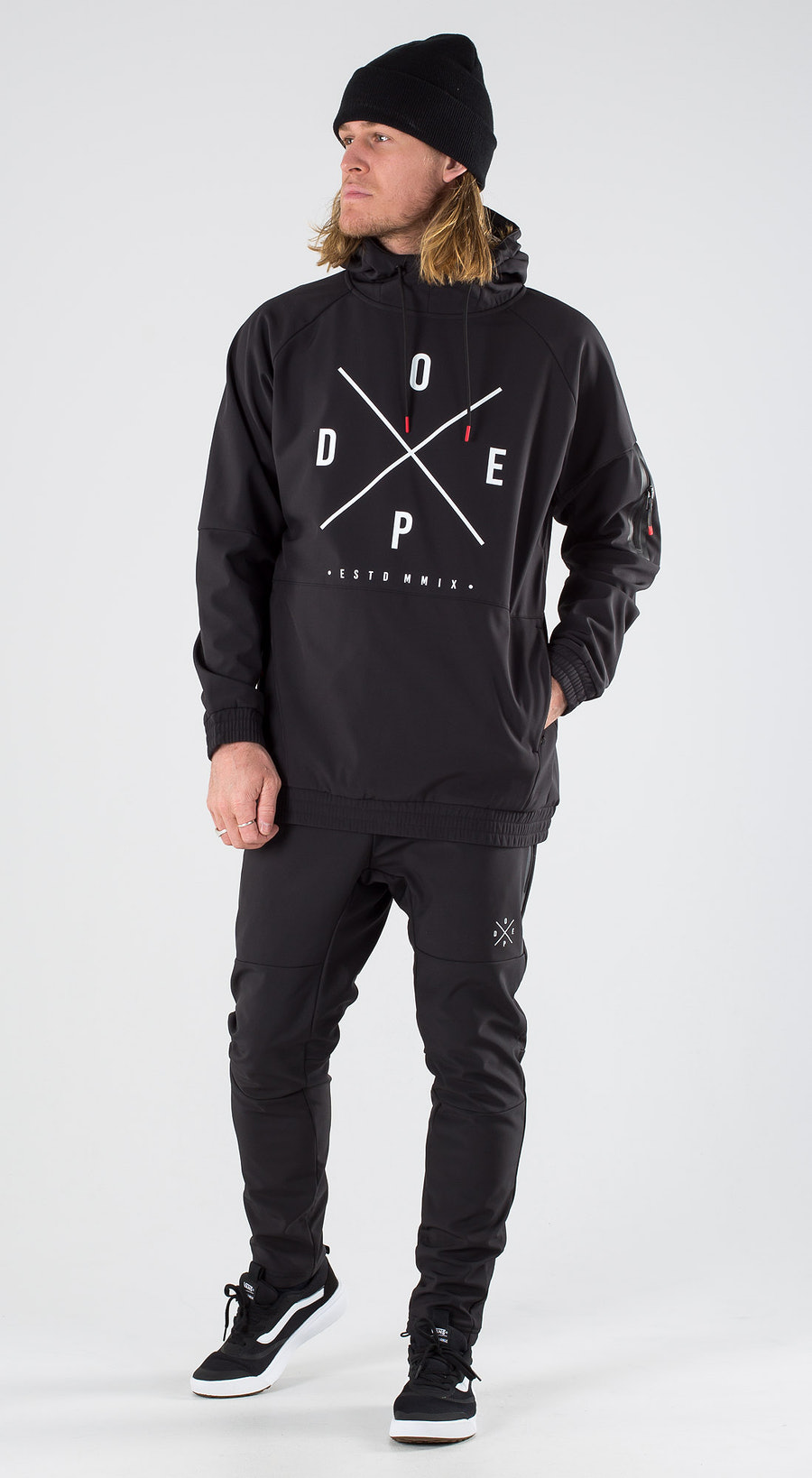 Dope Rambler Black Outfit Multi