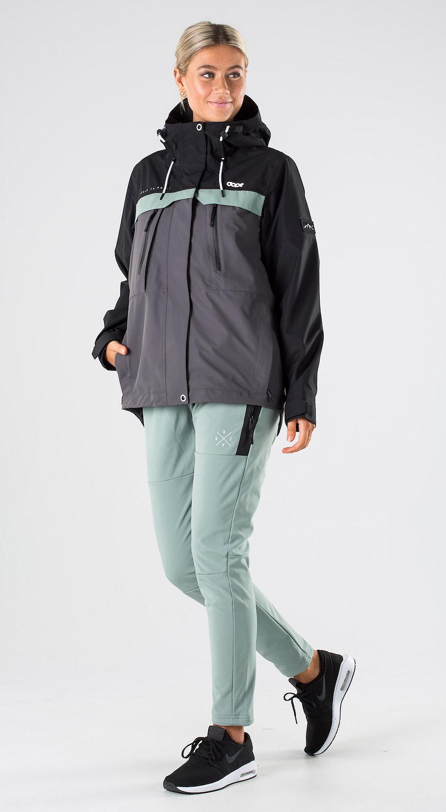 Dope Trekker W Black Faded Green Blackened Pearl Outfit Multi