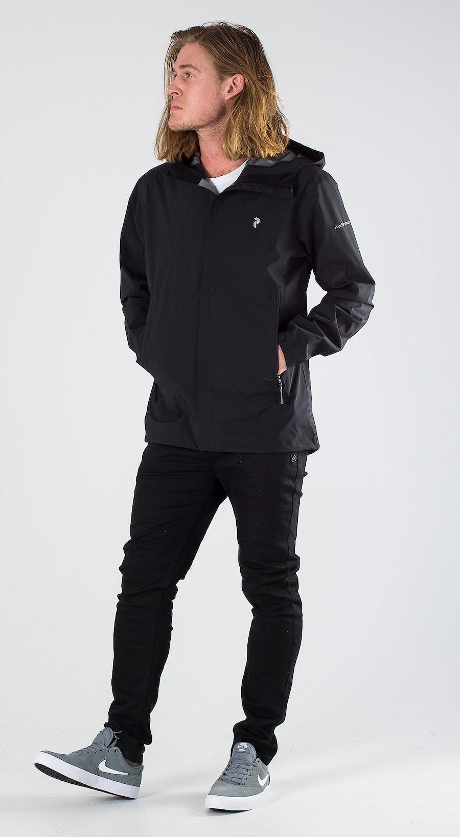 Peak Performance Daybreak Black Outfit Multi