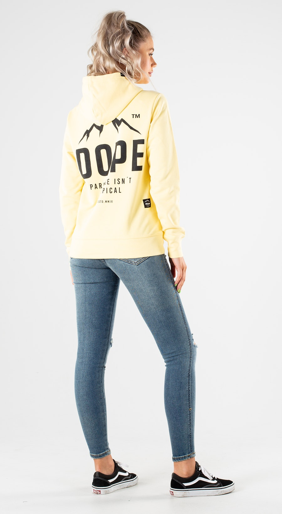 Dope Copain Paradise Yellow Outfit Multi