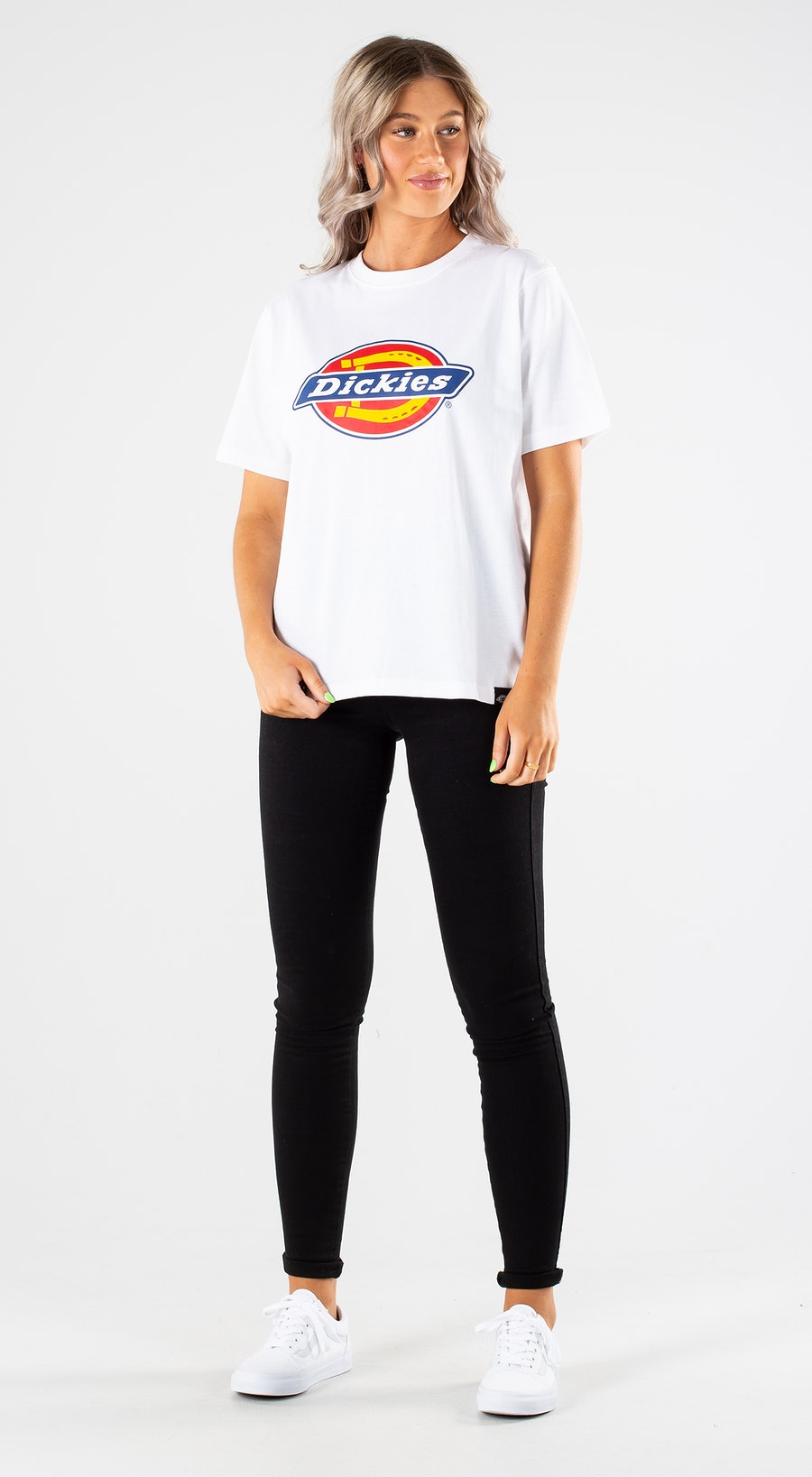 Dickies Horseshoe White Outfit Multi