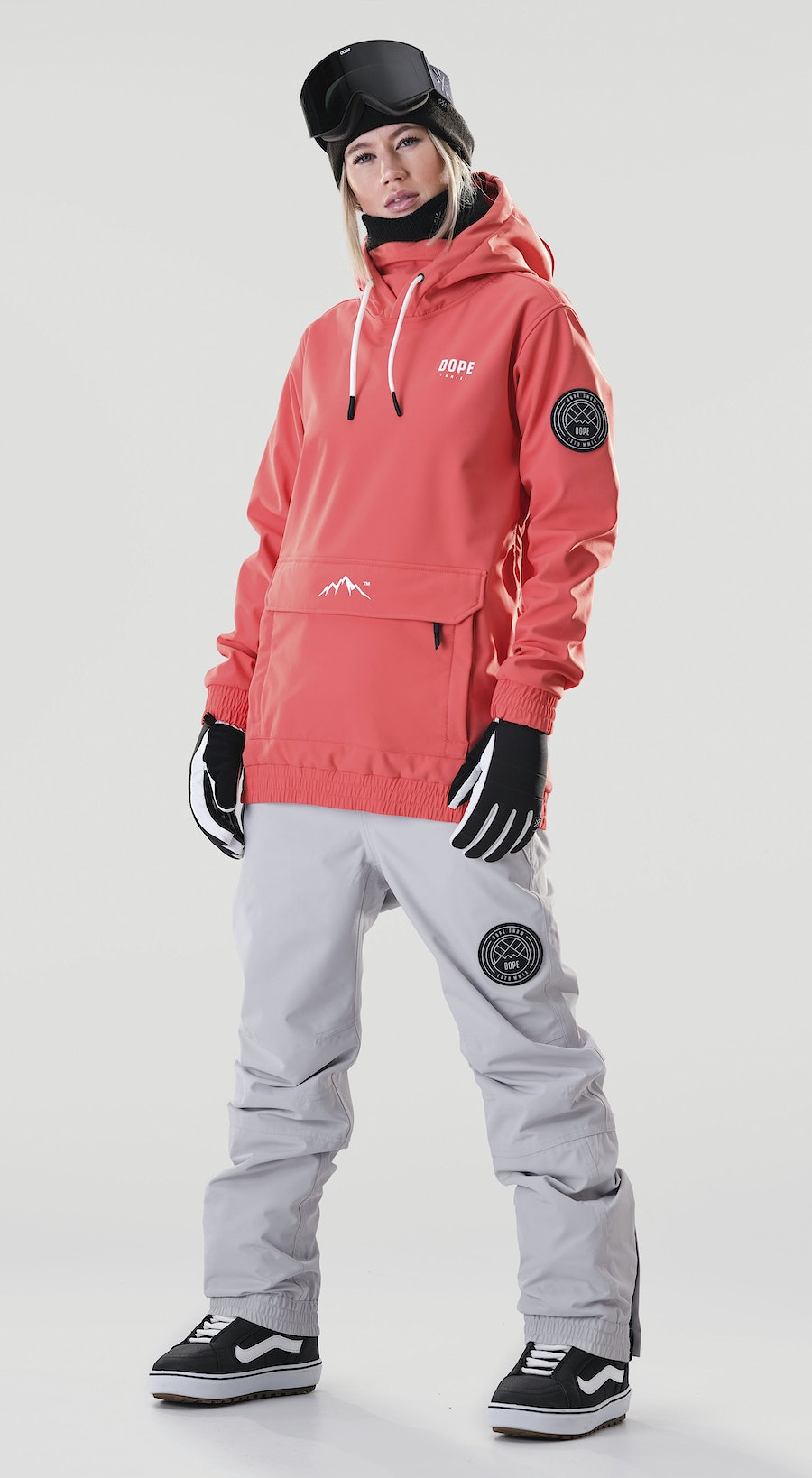 Dope Wylie Capital W Coral Vêtements de Snowboard  Multi