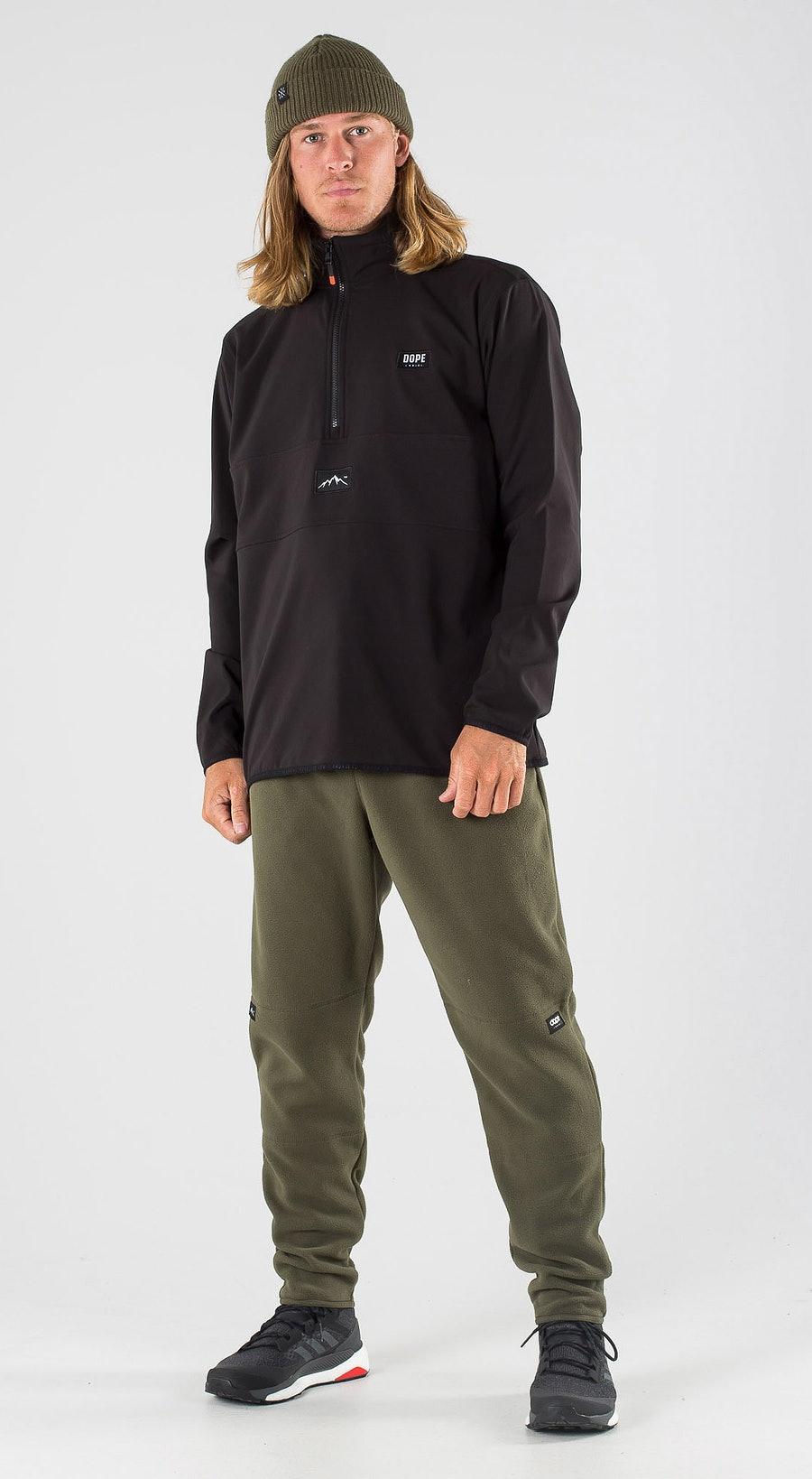 Dope Floyd Black Outfit Multi
