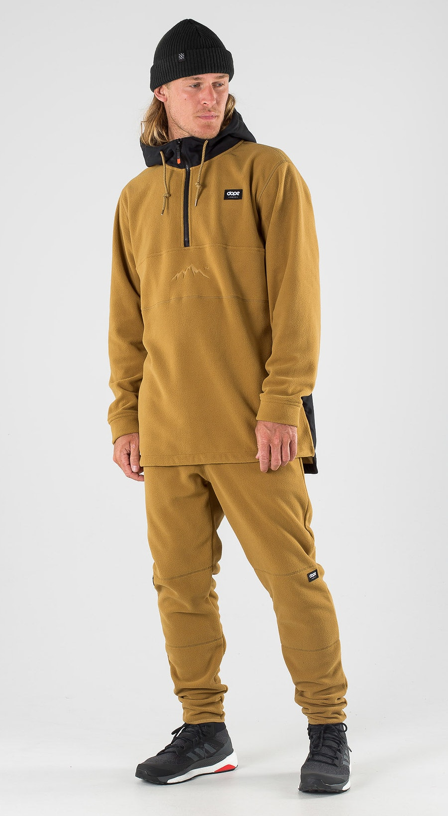 Dope Loyd PO Black/Gold Outfit Multi