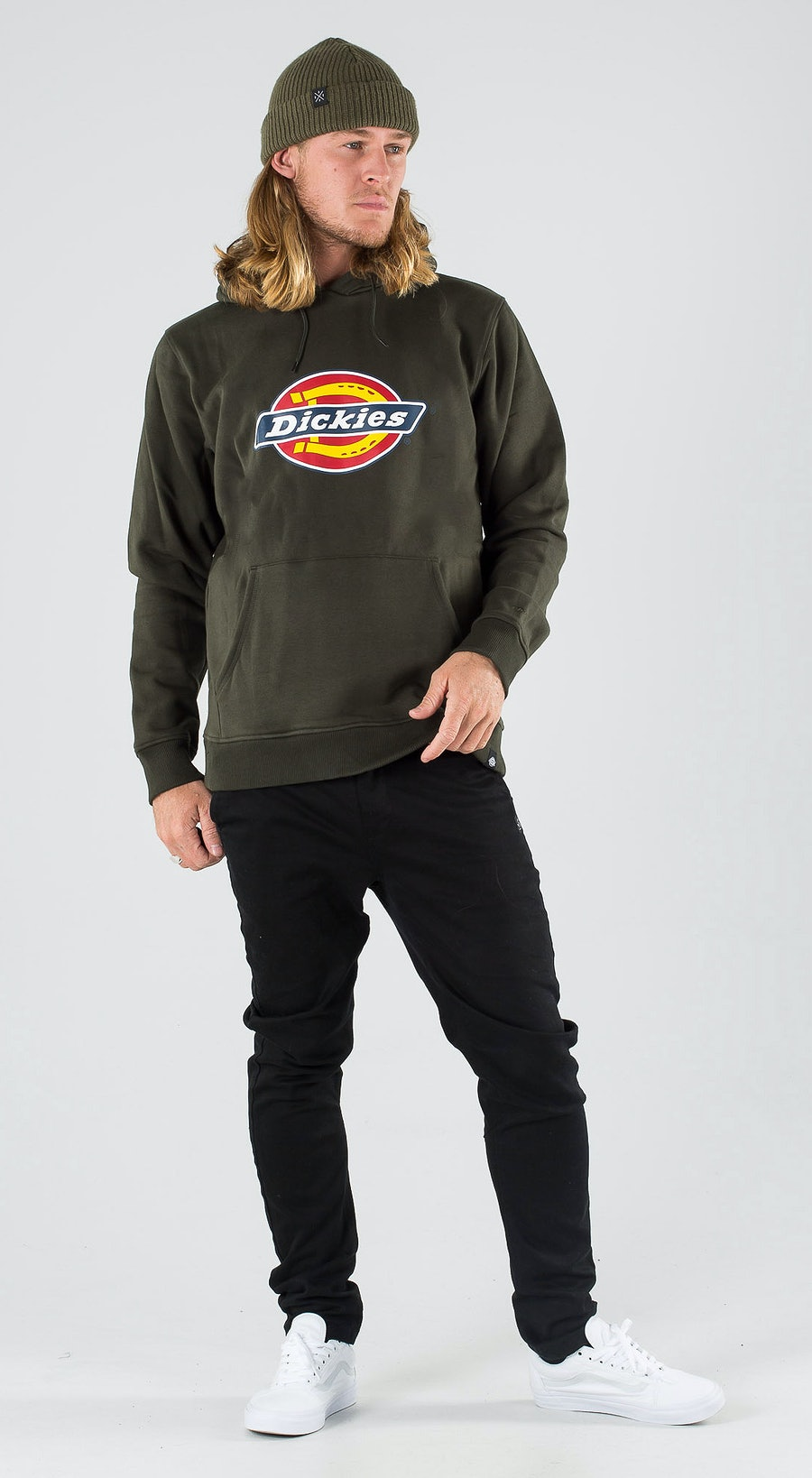 Dickies San Antonio Olive Green Outfit Multi
