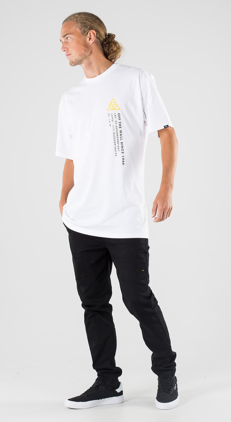 Vans 66 Supply White Outfit Multi