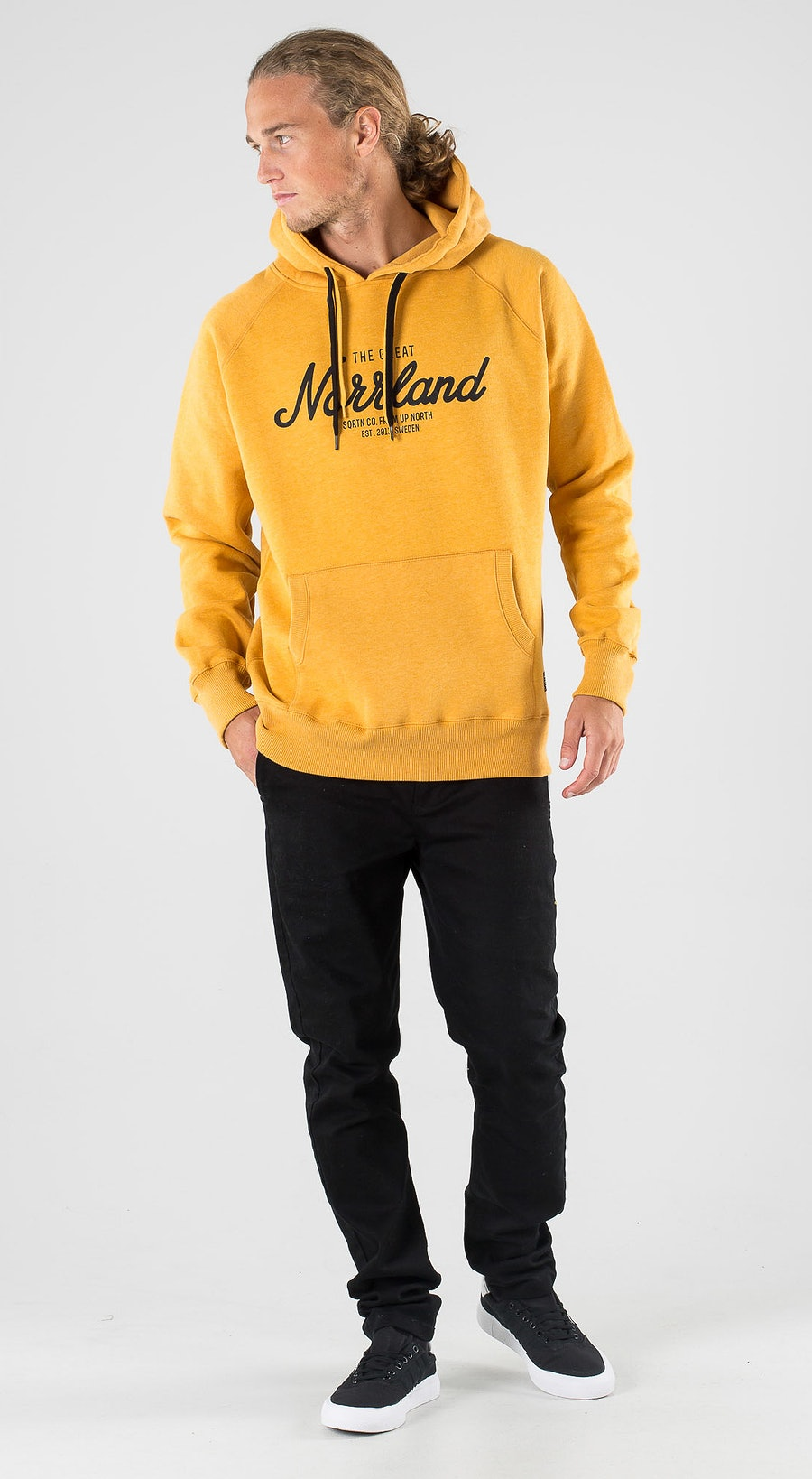 SQRTN Great Norrland Mustard Outfit Multi