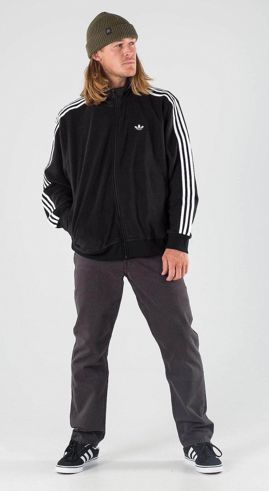 Adidas Skateboarding Bouclette Black/White Outfit Multi