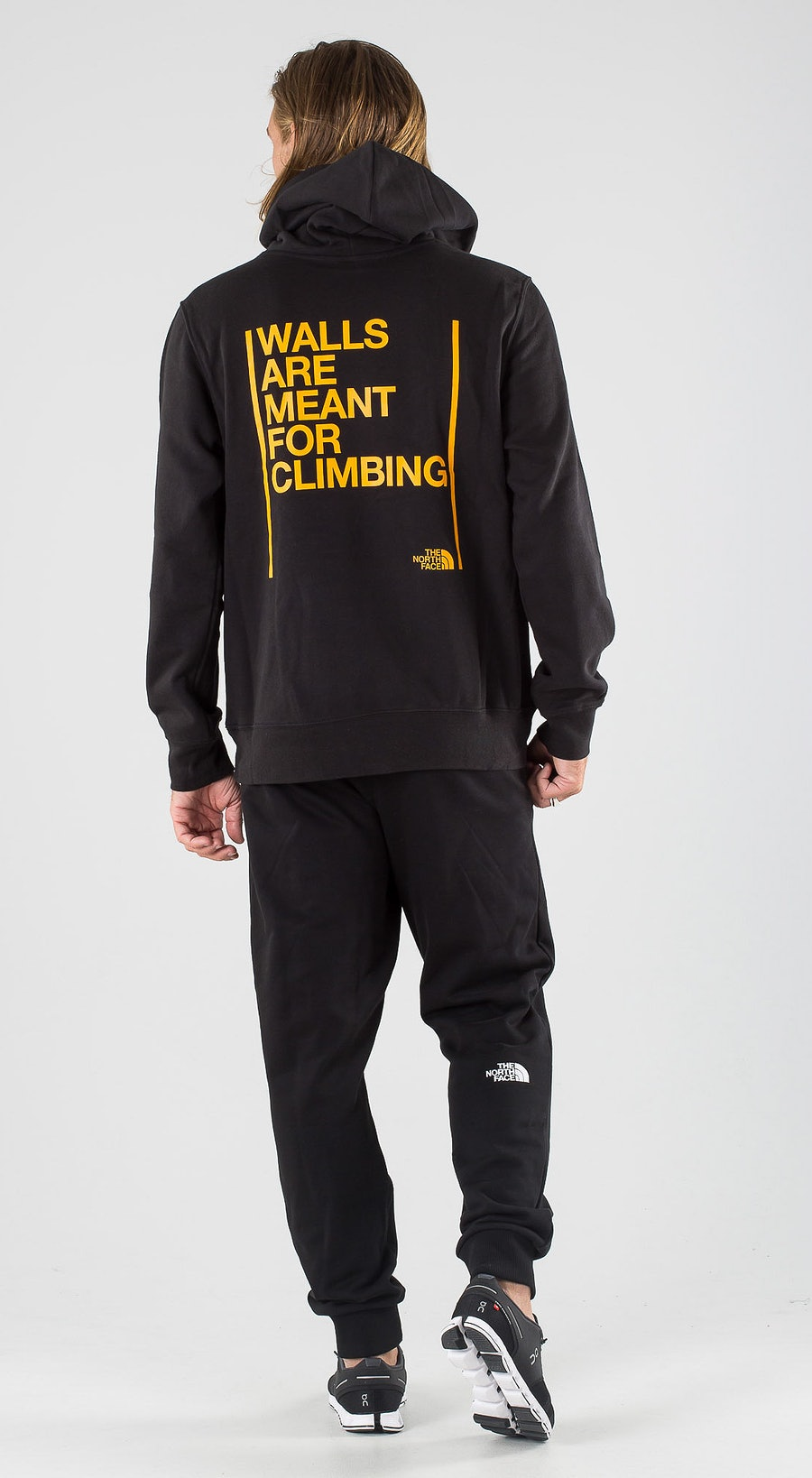 The North Face Walls Are Meant For Climbing Tnf Black Outfit Multi