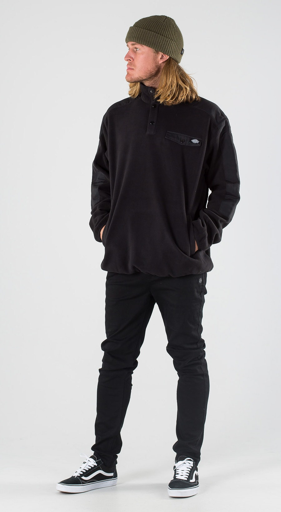 Dickies Port Allen Black Outfit Multi