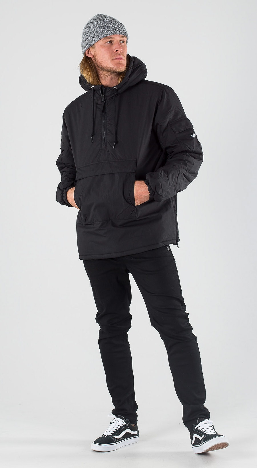 Dickies Parksville Black Outfit Multi