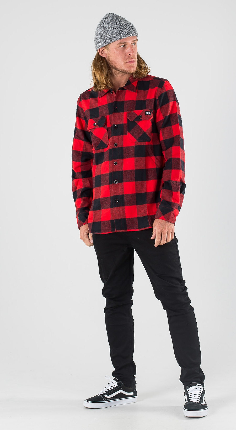 Dickies Sacramento Red Outfit Multi