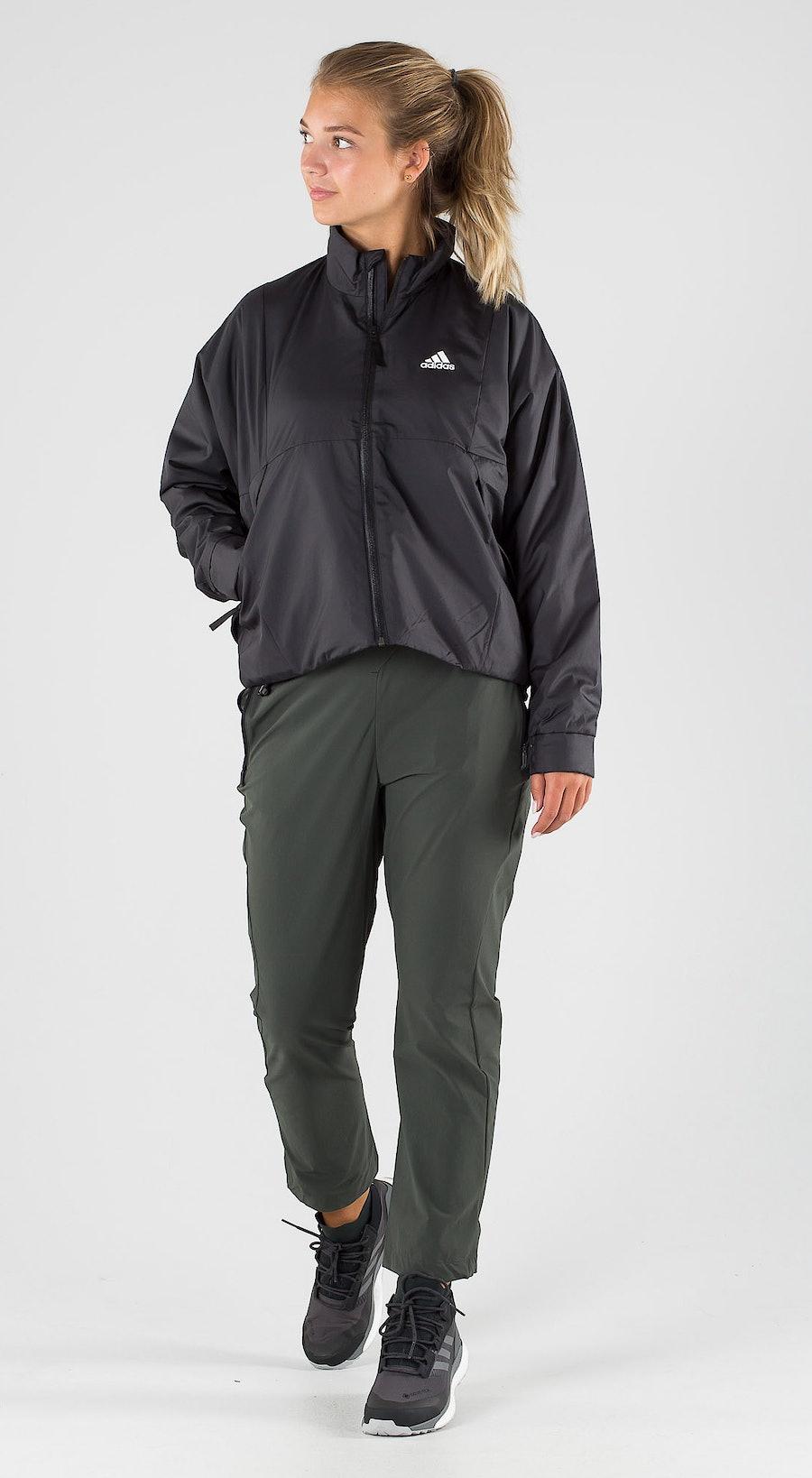 Adidas Terrex BTS Light Black/White Outfit Multi