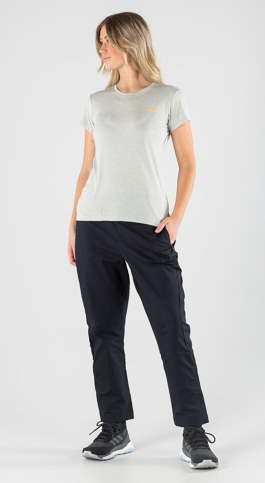 Adidas Terrex Tivid Metal Grey Outfit Multi