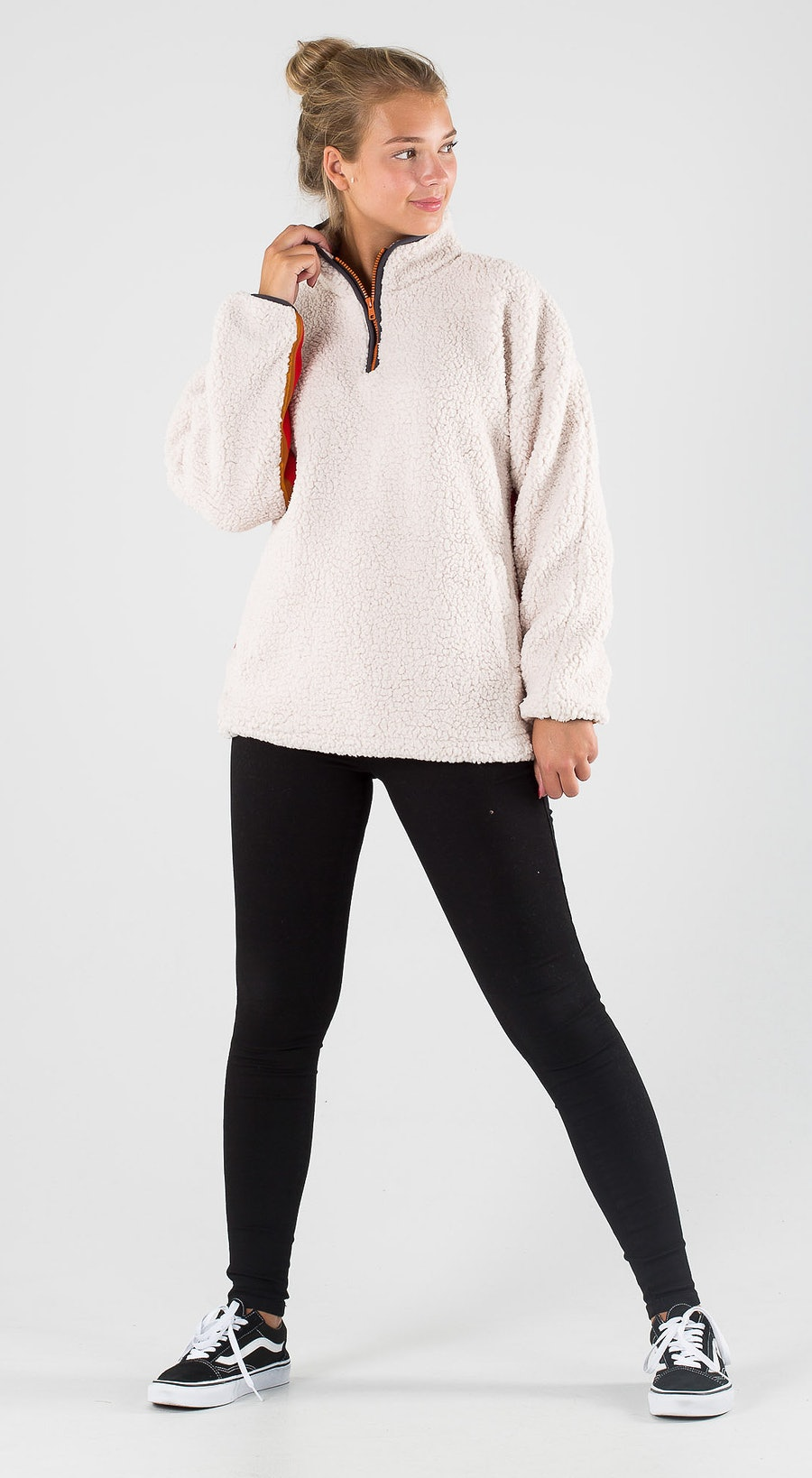 Rip Curl Nuna Polar Stone Outfit Multi