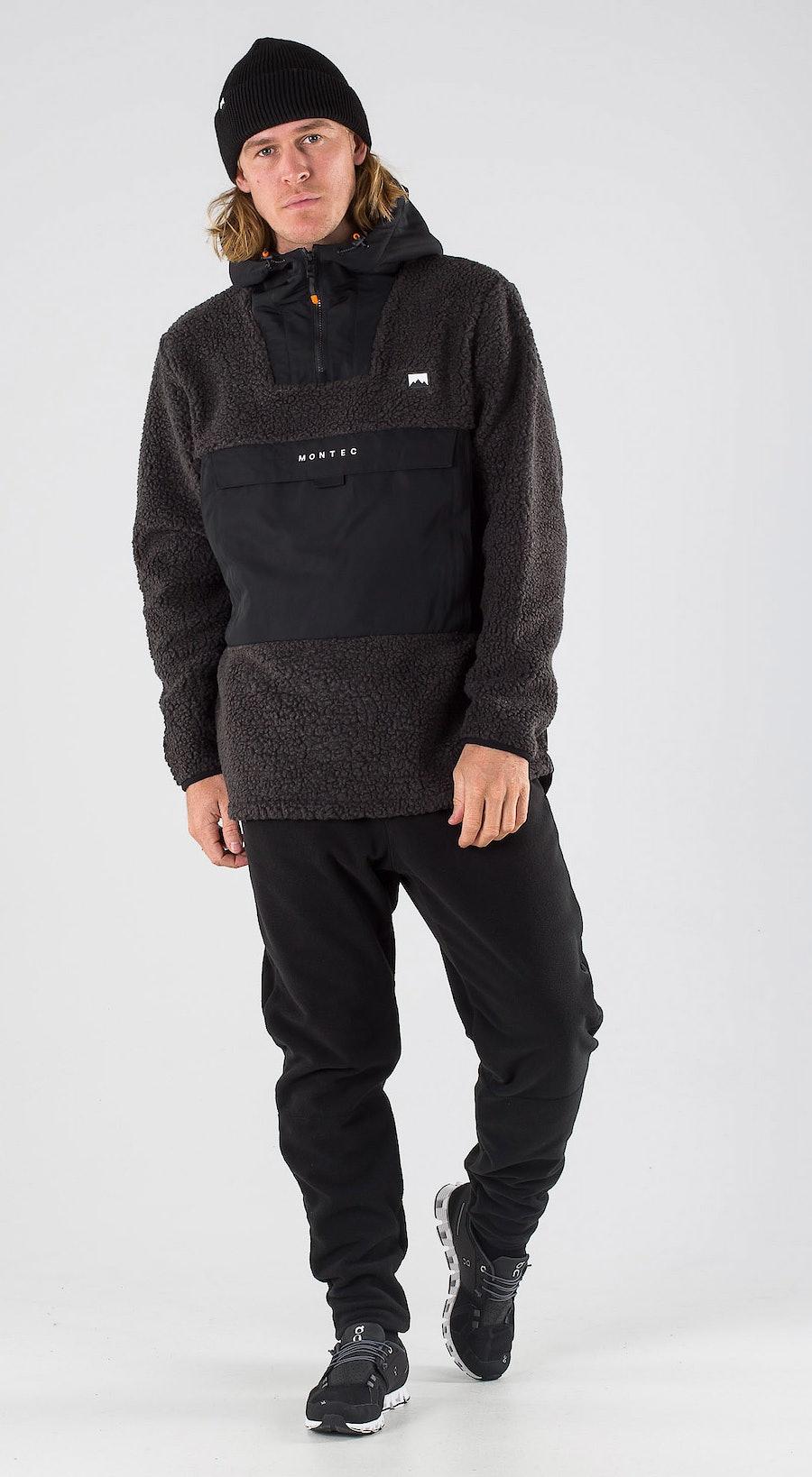 Montec Lima Black/Phantom Outfit Multi