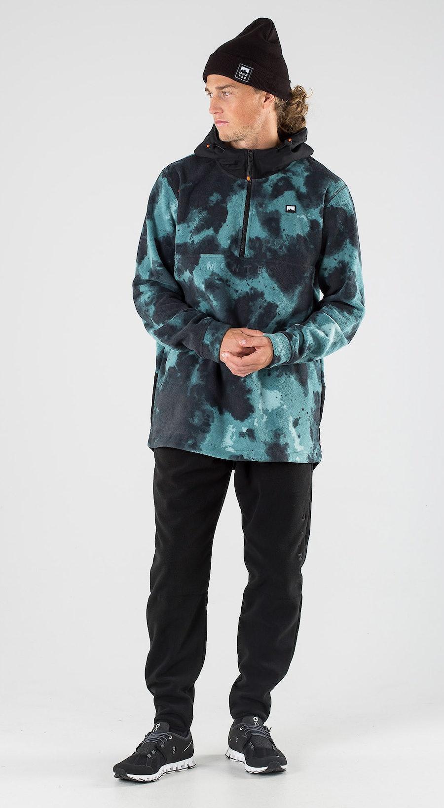 Montec Echo PO Atlantic Tiedye Outfit Multi