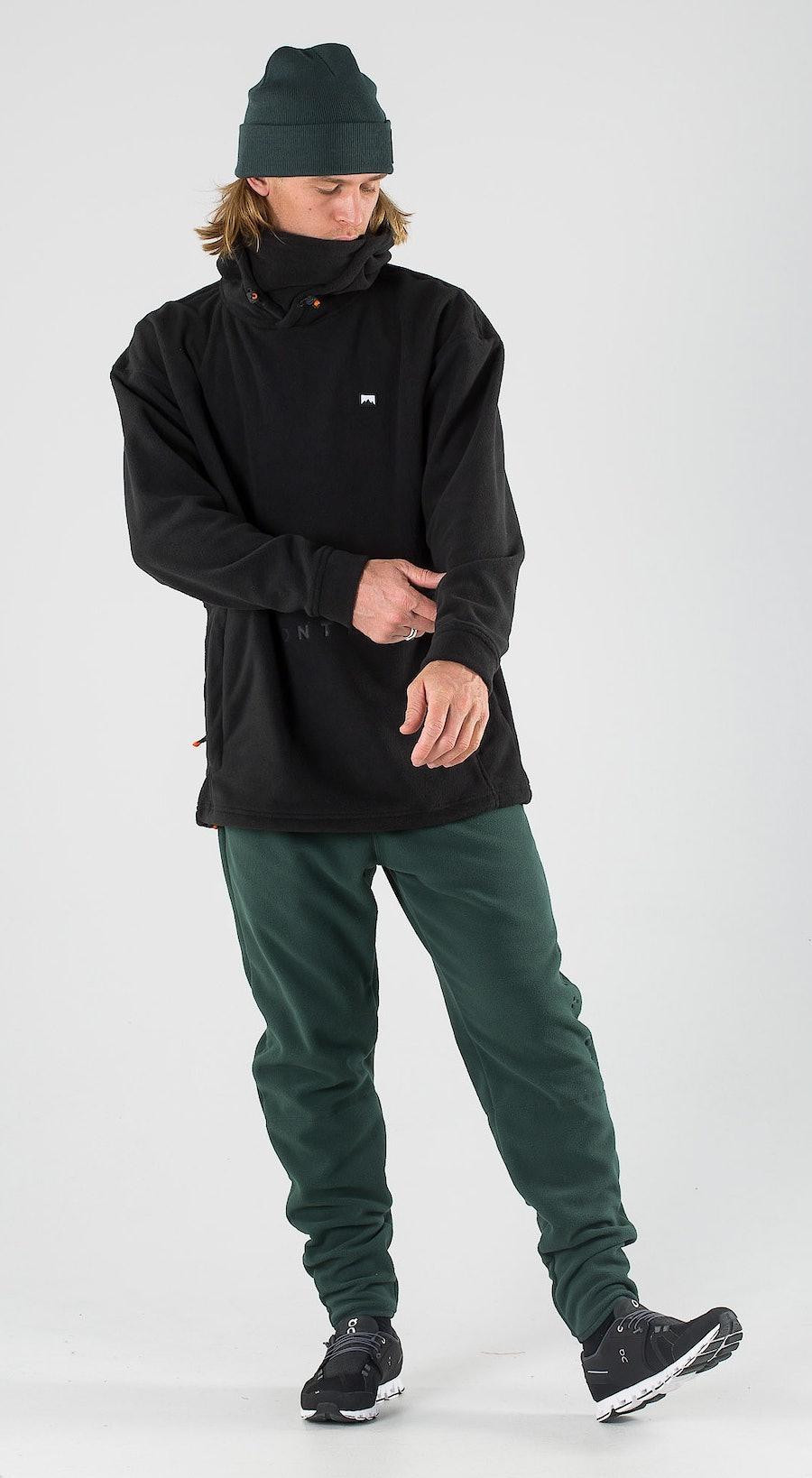 Montec Delta Black Outfit Multi