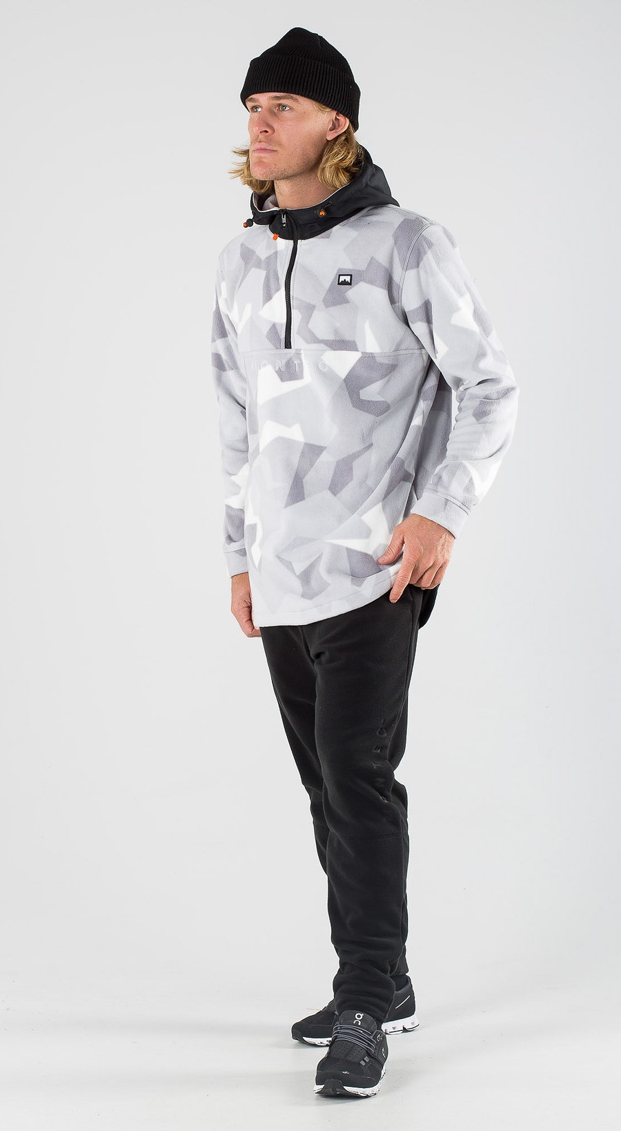Montec Echo PO Black/Snow Camo Outfit Multi