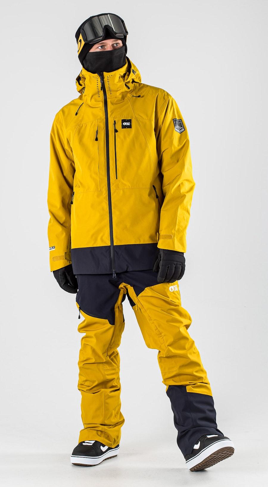 Picture Track Safran Vêtements de Snowboard  Multi