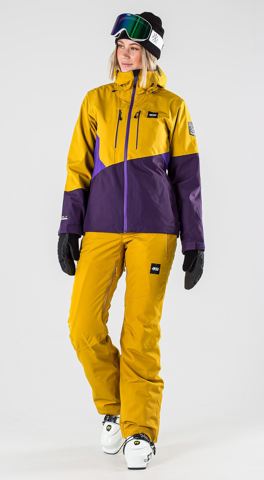 Picture Seen Safran Vêtements de Ski Multi