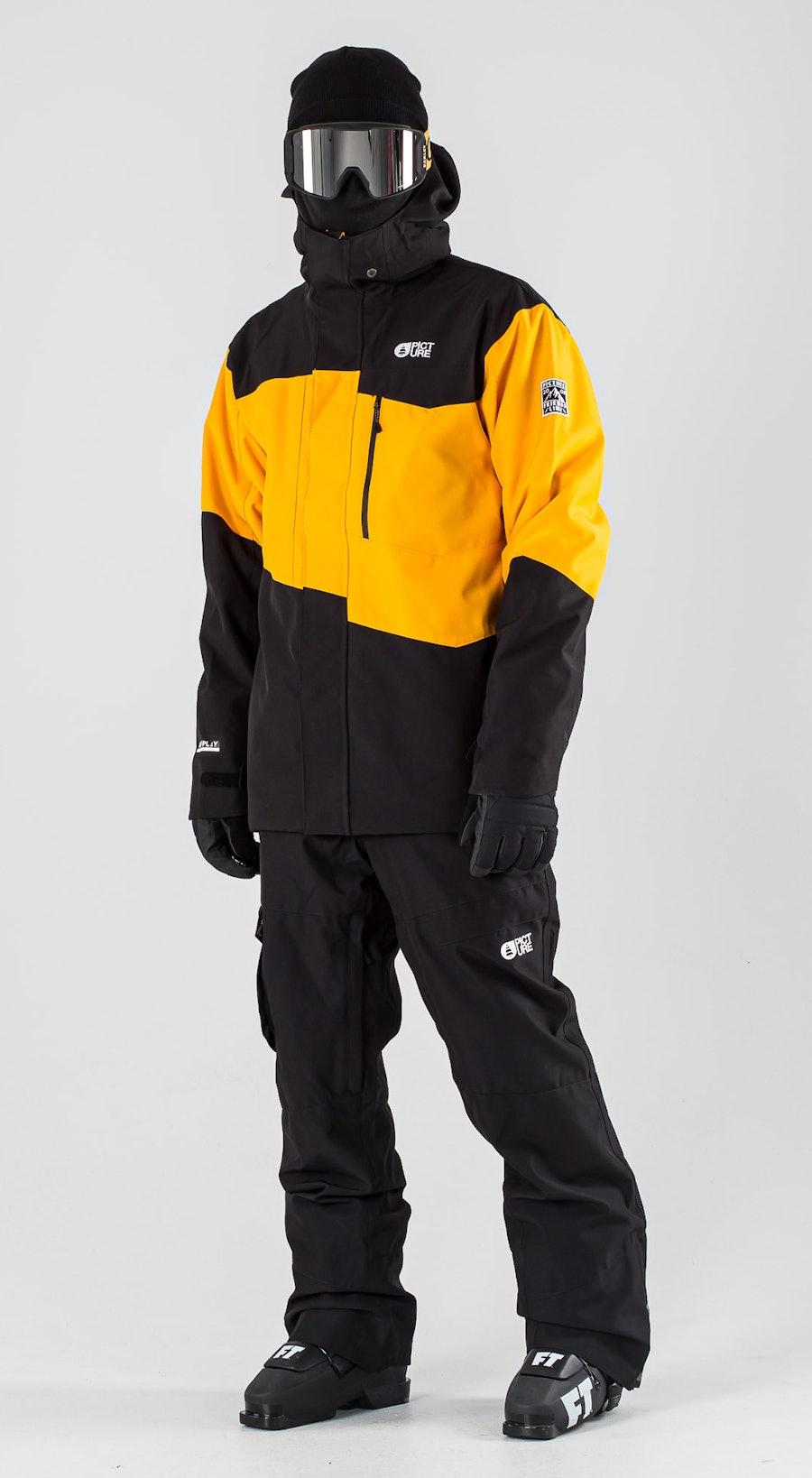Picture Styler Yellow Black Skiklaer Multi