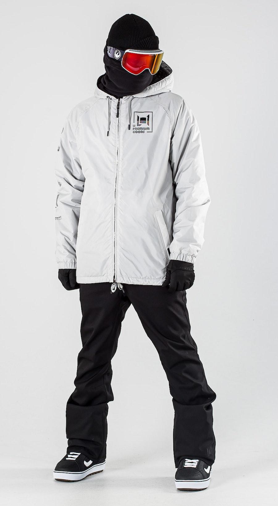 L1 Stooge Ghost Vêtements de Snowboard  Multi
