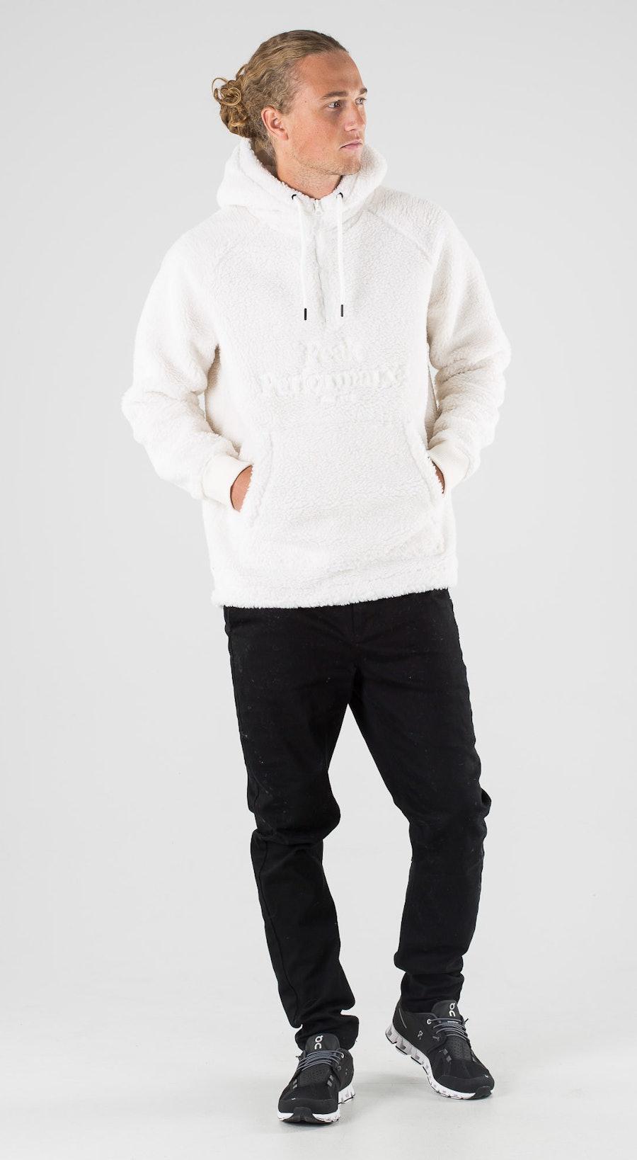 Peak Performance Original Pile Zip Off White Outfit Multi