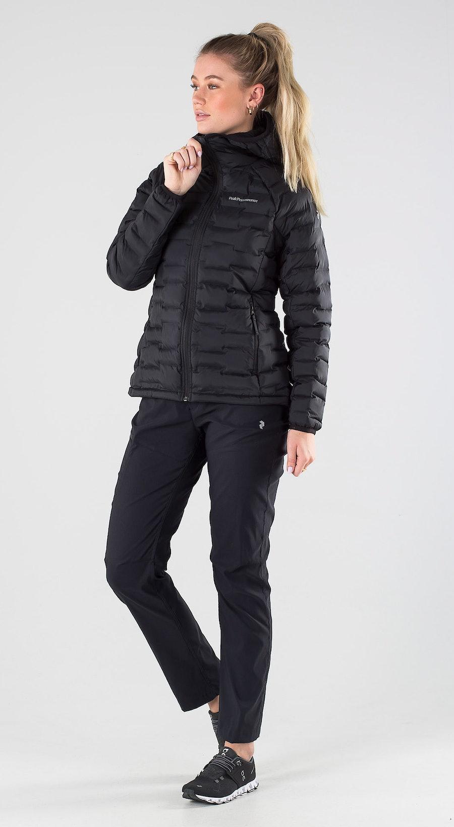 Peak Performance Argon Light Black Outfit Multi
