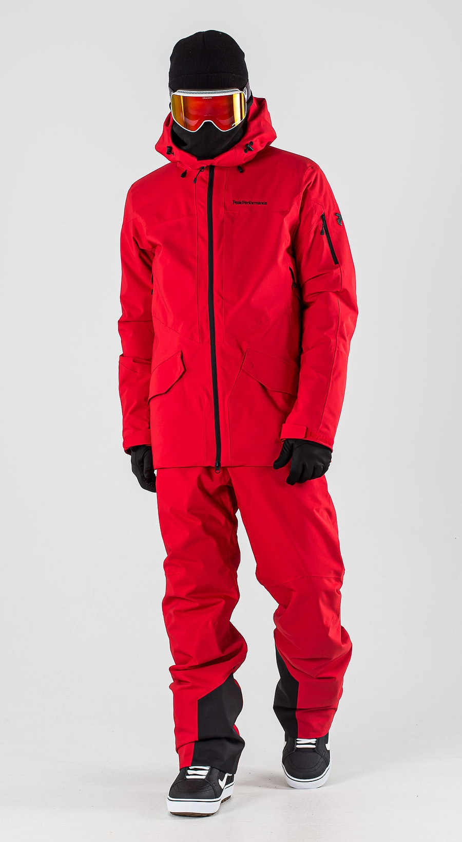 Peak Performance Maroon Long The Alpine Snowboardkläder Multi