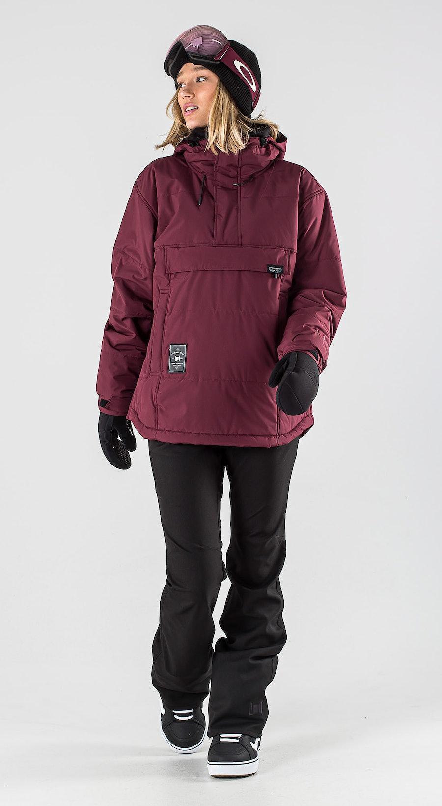 L1 Snowblind Wine Abbigliamento da Snowboard Multi