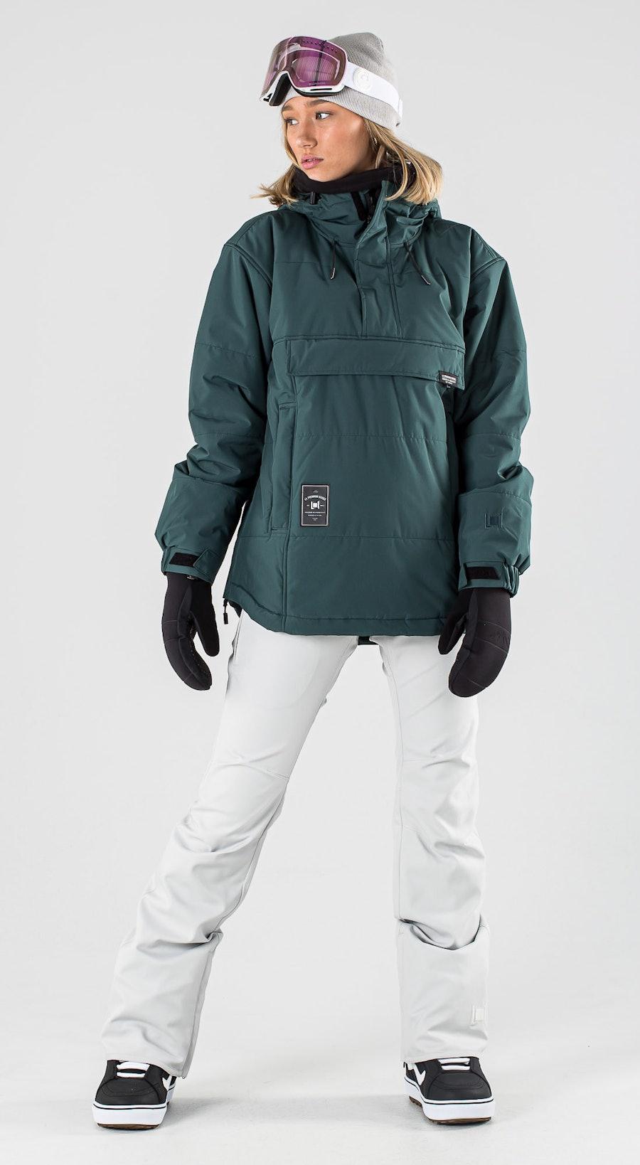 L1 Snowblind Emerald Snowboardklaer Multi