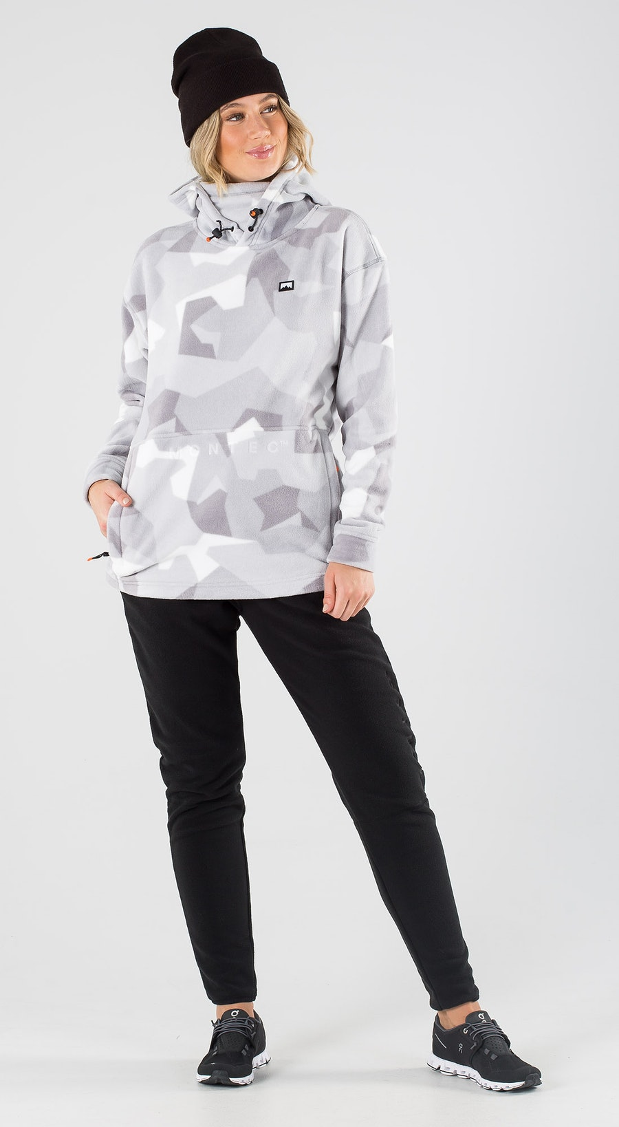 Montec Delta W Snow Camo Outfit Multi