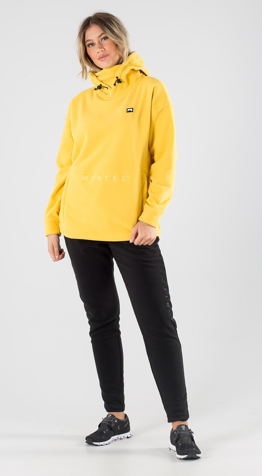 Montec Delta W Yellow Outfit Multi