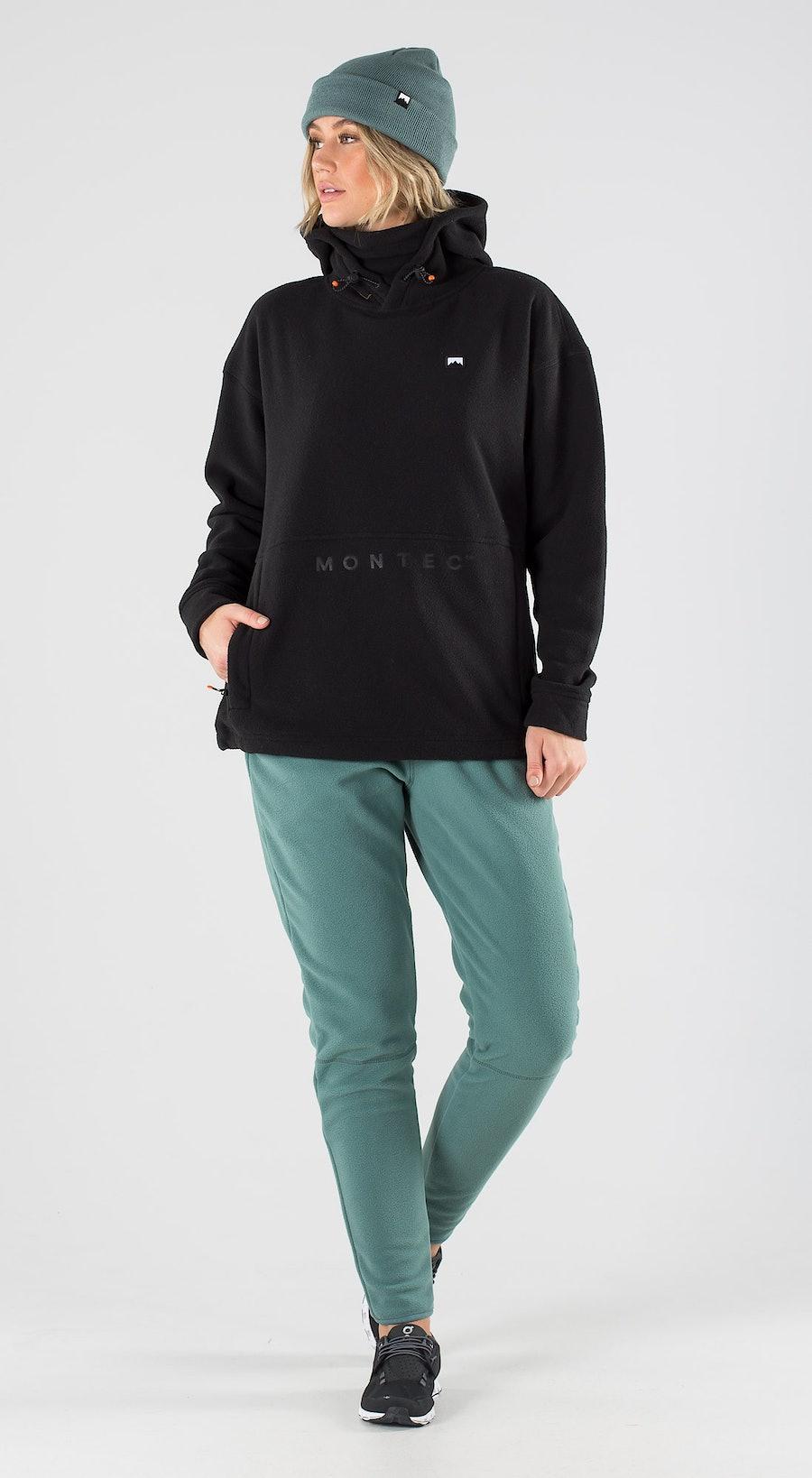 Montec Delta W Black Outfit Multi