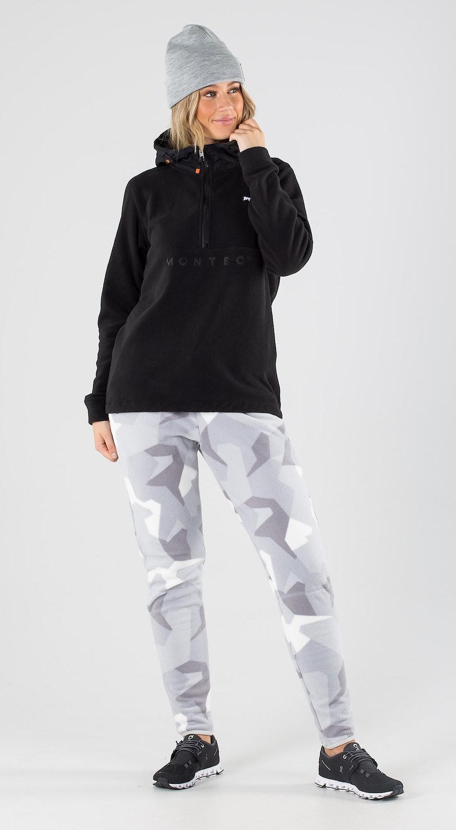 Montec Echo PO W Black Outfit Multi