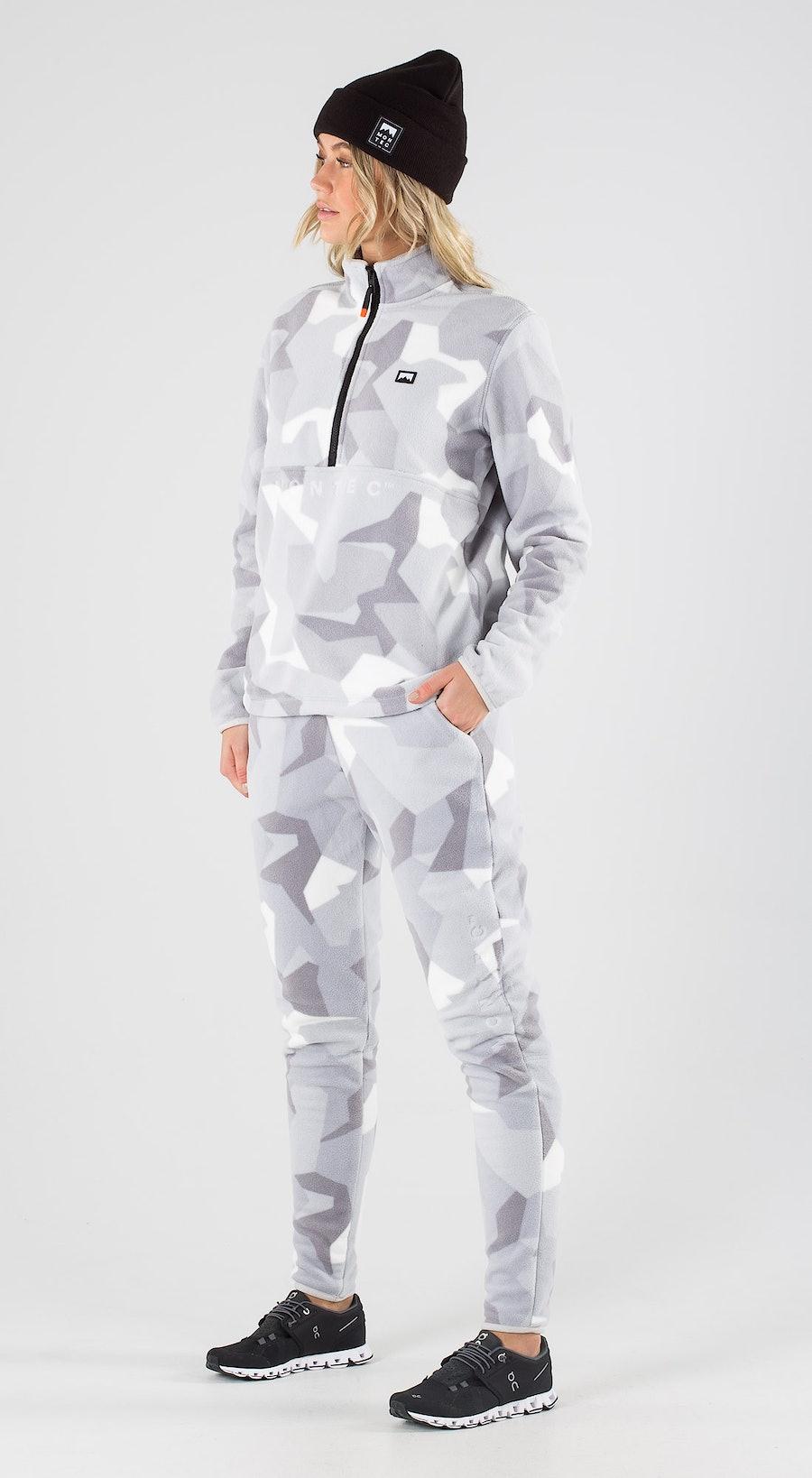 Montec Echo W Snow Camo Outfit Multi